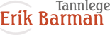 Tannlege Erik Barmann Logo