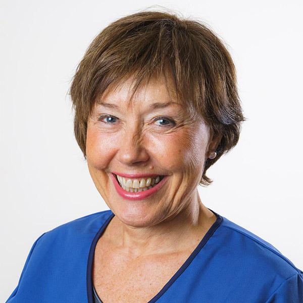 Myoreflexterapeut Anne-Marte Høvås